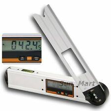 Digital Protractor Angle Finder Meter Spirit Level 360°