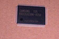 SAMSUNG K4D263238F-QC50 QFP 1M x 32Bit x 4 Banks Double