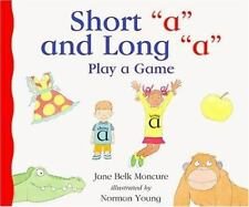 """Short """" A"""" and Long """" A"""" Play a Game (Sound Box Library; Short & Long -ExLibrary"""