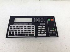 Videojet CSI Keyboards 607-1 Rev A Operator Panel Interface Keyboard 6071