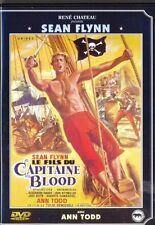 3720 // LE FILS DU CAPITAINE BLOOD SEAN FLYNN 1961 DVD NEUF SOUS BLISTER