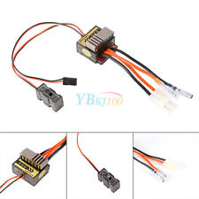 New 320A Brushed Speed Controller ESC for 1/8 1/10 RC Model Car Truck Buggy Boat