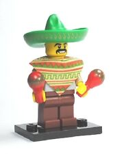Lego 8684 Minifig Series 2 - Maraca Man Sealed