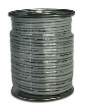 Thunder Cable Intensifier Series 12AWG Grey Speaker Wire (50') 99.99% Copper