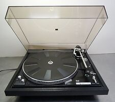 Plattenspieler direct drive automatic turntable Dual CS 621 - System DMS 242 E