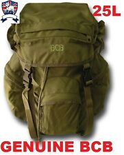 GENUINE BCB DAY BACK PACK 25L RUCKSACK BERGEN SAS SF RAF RM TA BRITISH ARMY