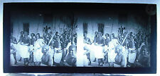 Photo photographie colonies Afrique 1900 guerriers Maasaï warriors ? Africa;:
