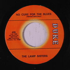LAMP SISTERS: No Cure For The Blues / You Caught Me Napping 45 Soul