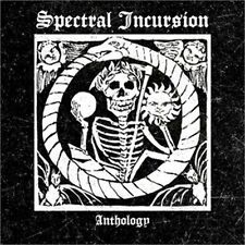 SPECTRAL INCURSION - Anthology (STORMSPELL*US METAL*DCD*LIM 500*GRAVEN IMAGE)