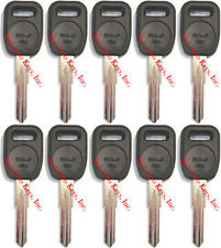 10 (TEN) NEW Land Rover Uncut Key Blanks Discovery 1994-2004 RV4-P X239