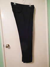 CONVERSE ONE STAR JEANS BLACK STRAIGHT LEG WOMEN'S 14  STRETCH EXCELLENT