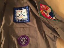 20th World Scout Thailand Jamboree 2003 UK Contingent Uniform