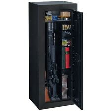 SALE Stack-On 16-Gun Security Tactical Key Lock Electric Cabinet Gun Safe,