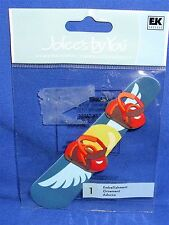 Jolee's By You Dimensional Sticker Embellishment Snow Board Free Ship Over $15