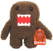 "New Domo Series Plush by Jakks Pacific ~ 6"" Domo-Kun Plush Doll Toy Original"