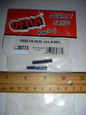 OFNA 4mm Cross Pin Axles 30773