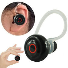 Mini Wireless Stereo Bluetooth Headset Ohrbügel Kopfhörer für iPhone Samsung LG