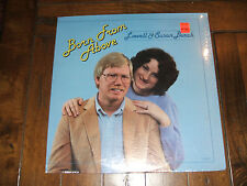Lowell & Susan Burch - Born From Above LP Christian Proclamation Music SEALED M