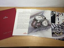 Press Release OMEGA De Ville Co-Axial - El Reloj OMEGA St. Moritz - ESP