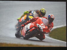 Photo Marlboro Ducati GP3 2003 #12 Troy Bayliss (AUS)
