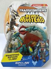 HASBRO TRANSFORMERS PRIME BEAST HUNTERS RIPCLAW DELUXE CLASS