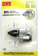 GWS Compact Electric RC Power System with 370 Motor, EPS-300C-B