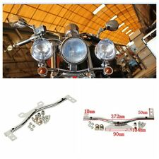 Chrome Passing Light Bar For Honda VTX 1300 C R S RETRO Cruiser Turn Signals