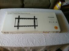 """OMNIMOUNT TV MOUNT 37""""-63"""" TV up to 175 LBS. NEW IN BOX  FIXED FLAT PANEL"""