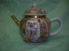 Antique  Chinese  porcelain tea pot 18th Century