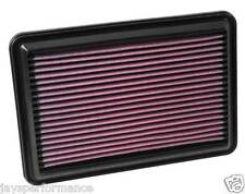 QASHQAI 1.2, 1.5, 1.6, DCI 14-15 K&N High Flow AIR FILTER ELEMENT 33-5016
