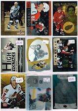 HUGE Lot Of 1996-97 Autos - Rookies - Parallels - Inserts - Base