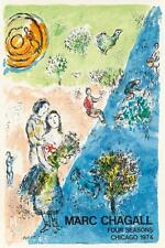 MARC CHAGALL The Four Seasons. Lot 573