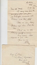 Letter 1936 in relation to Batman Confectionery Co Block Arcade Melbourne cover