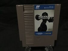 Rockman No Constancy Nintendo NES Game