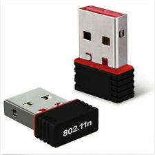 Mini 150M USB WiFi Wireless LAN 802.11 n/g/b Adapter Nano Network 150Mbps Red YS