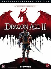 GUIDE DE STRATEGIE  DRAGON AGE II / 2     --  NEUF