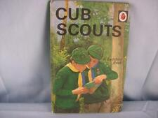 Ladybird Hardback Book, 'Cub Scouts', by David Harwood, series 706