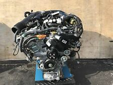 LEXUS 2014 IS250 RWD 2.5L ENGINE MOTOR BLOCK 4GR 38K OEM