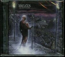 Immolation Failures for Gods German CD new Metal Blade 3984 14197-2 Reissue