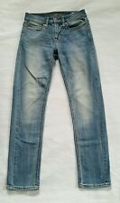 American Eagle Active Flex Skinny boys mens jeans 26 x 28 light wash 2015