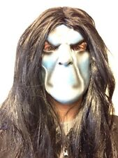 Sinister Bagul Style Latex Face Mask  Wig Halloween Fancy Dress Slipknot Party