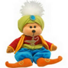 "SKANSEN  BEANIE KID ""LADDY"" THE PRINCE BEAR MWMT S/BOOK"