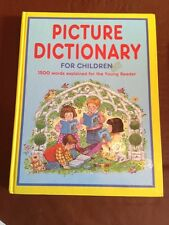 Picture Dictionary for Children: 1500 Words Explained for the Young Reader by An