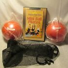 Interactive Fitness Trainers Of America Mini Ball Pilates...Balls And DVD