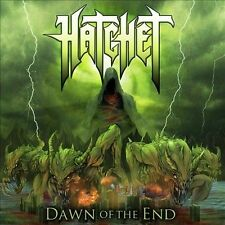 Hatchet: Dawn Of The End CD BRAND NEW will combine s/h