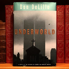 Underworld, Don DeLillo. First Edition, 1st Printing. Fine/Fine