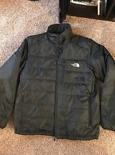 Men's Black The North Face Winter Jacket Large
