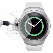 Auction Tempered Glass Screen Film For Samsung Galaxy Gear S2 Classic SM-R7320