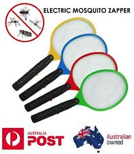 2 Bug Zapper Electric Tennis Racket Mosquito Fly Swatter Killer Insects Handheld