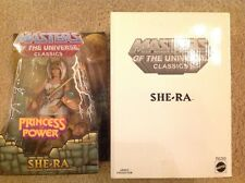 MOTUC She-Ra motu classics He-Man Masters Of The Universe NEW MIB